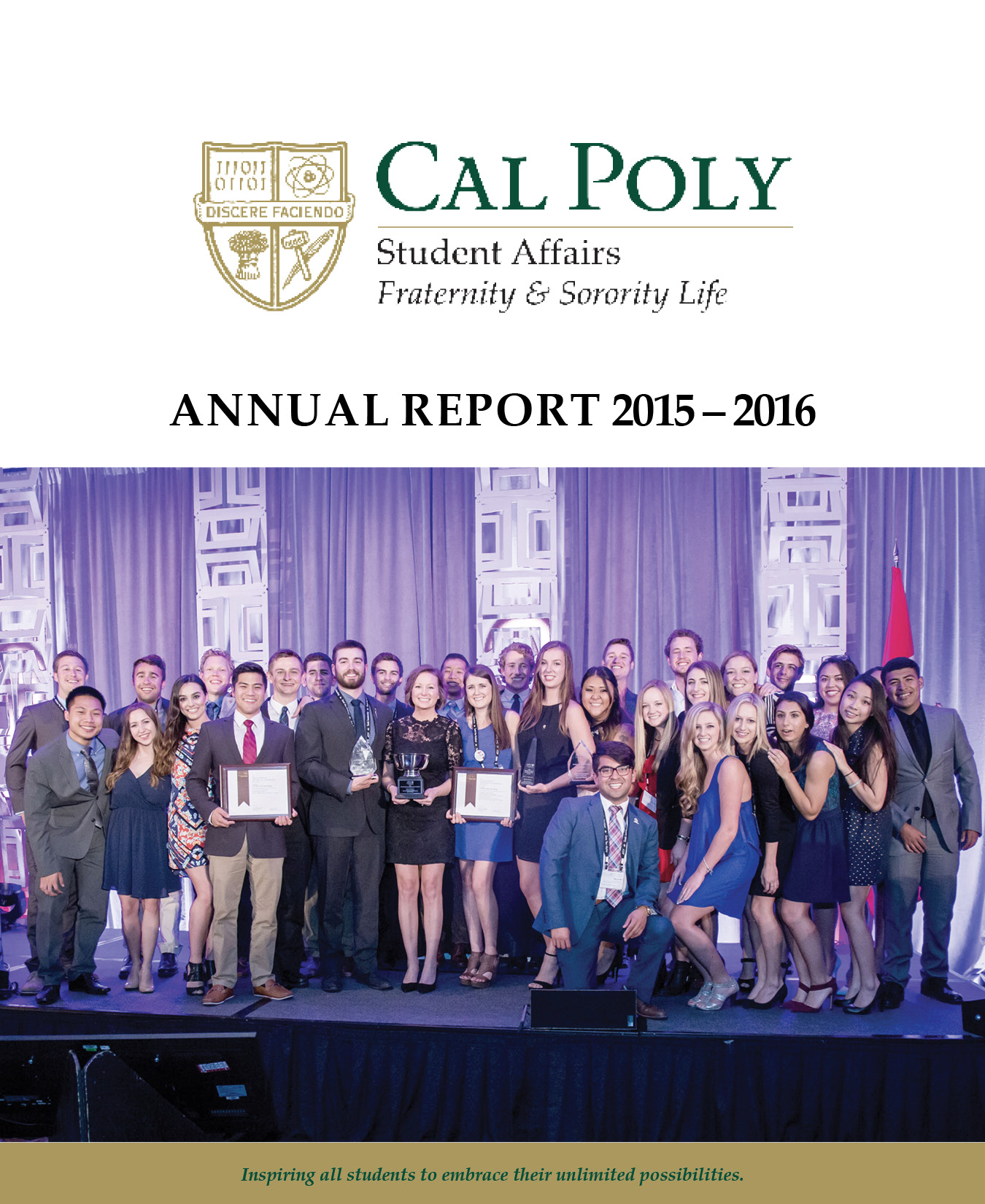 Student Affairs Annual Reports